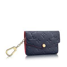 ec44cccd205 Key Pouch Monogram Empreinte Leather - Small Leather Goods | LOUIS VUITTON  Lv Key Pouch,
