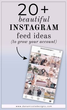 Learn how to make over 20 different Instagram feed themes. Your followers will love your new aesthetic. #instagramfeed | Pink | Moody | Orange | Brown | White and Airy | Get More Followers, Orange Brown, Instagram Feed, Create Yourself, Photo Wall, Love You, Tips, Beautiful, Photograph