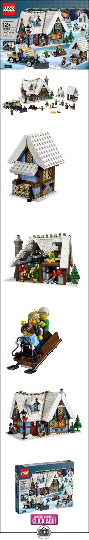 LEGO Creator Winter Village Cottage 1490pieza(s) juego de construcción - juegos de construcción (12 año(s), 1490 pieza(s))  ✿ Lego - el surtido más amplio ✿ ▬► Ver oferta: https://comprar.io/goto/B009K54T5S