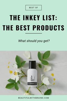 Skincare fanatics, meet The Inkey List. If you're on a budget – and you're tired of all the drama at The Ordinary – The Inkey List will become your new BFF. But what's worth the little splurge? Click pin for my top picks #dryskin #sensitiveskin #skincare