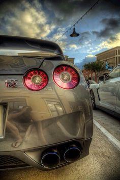 Nissan GT-R #nissan #gtr - LGMSports.com