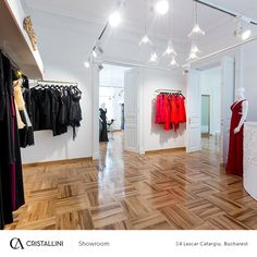 #CRISTALLINI has moved its showroom and design studio, in a new location on 34 Lascar Catargiu Blvd., district 1, Bucharest, a place filled with history. We are waiting for you there! #cristallini #cristallinievening #showroom #couture #hautecouture #paris #london #hollywood #highfashion #dresses #luxury #fashion #style #eveningstyle #eveningdresses #handcrafted #gowns #eveninggown #glamour #elegance #beauty #luxurystyle #luxurydresses #showroom #romaniandesigner