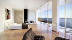 sleeping with a view beautiful house in #israel
