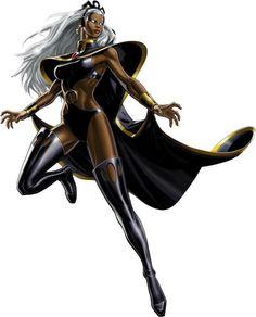 Storm - from Marvel Avenger's Alliance game on Facebook