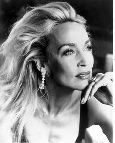 Jerry Hall- sassy lady... the ultimate Mrs Robinson