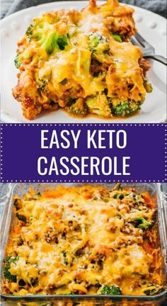 keto recipes with ground beef / keto recipes ; keto recipes for beginners ; keto recipes with ground beef ; keto recipes for beginners meal plan Ground Beef And Broccoli, Healthy Ground Beef, Ground Beef Recipes For Dinner, Dinner With Ground Beef, Recipes Dinner, Keto Recipe With Ground Beef, Easy Casserole Recipes For Dinner Beef, Casseroles With Ground Beef, Dinner Ideas