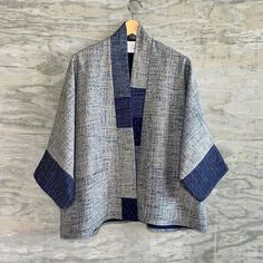 Ellery Coat by Susan Eastman Fashion Sewing, Kimono Fashion, Fashion Outfits, Fashion Tips, Kimono Jacket, Slow Fashion, Sewing Clothes, Refashion, Dressmaking