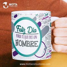 PALABRAS DÍA DEL HOMBRE DISEÑOS PARA SUBLIMAR TAZAS #mottaplantillas #sublimacion #hombres Terraria, Mugs, Cover, Books, Frases, Corporate Photography, Words, Men, November