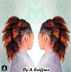 Love this exotic natural hairstyle look on a cute black woman... http://www.shorthaircutsforblackwomen.com/natural-hair-stereotypes/