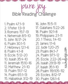 30-day Bible verse writing