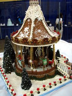 Gingerbread House Competition Asheville Winner | Recent Photos The Commons Getty Collection Galleries World Map App ...