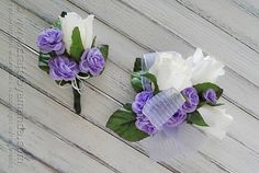 Make Your Own Corsage and Boutonniere for Prom