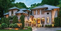 Italianate House Plan with 2873 Square Feet and 3 Bedrooms(s) from Dream Home Source | House Plan Code DHSW10446