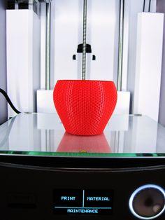 tealight 3D printed www.smart3dprint.nl