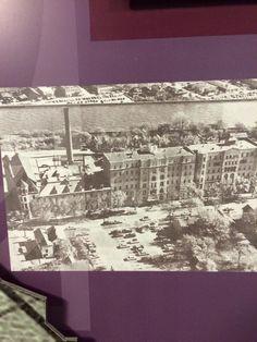 Saint Joseph's Hospital on Broadway - now gone