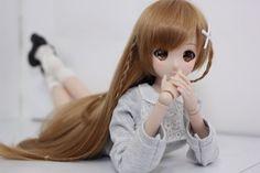 Mirai Suenaga Smart Doll by maschera0420