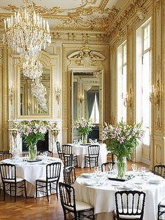 Shangri-La Hotel ~ Paris ~ France