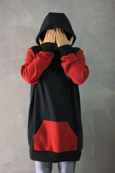 """Tall PCP hoodie from the """"Playful"""" collection #03  #pcpclothing #pcphoodies #tallhoodies #hoody"""
