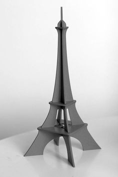 Symbol Of The Made In France The Olala Eiffel Tower Is A Product