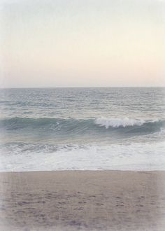 """Malibu Beach - where Alexandria met her best friend, walked with her husband, and grew homesick for her Australian home. (""""Lavender Dragons, Scarlet Shadows"""")"""