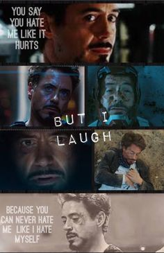 STOP I love Tony too much to see him like this! I'll never be ready to lose him in Avengers 4 😢! Avengers Quotes, Marvel Quotes, Marvel Memes, Citations Avengers, Ms Marvel, Marvel Avengers, X Men, Iron Man Tony Stark, Iron Man
