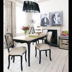 Decoración de estilo barroco moderno - Confortalia :: Descanso, mobiliario, decoración e interiorismo