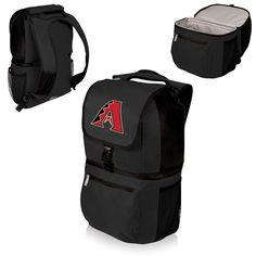 Arizona Diamondbacks Insulated Backpack - Zuma by Picnic Time