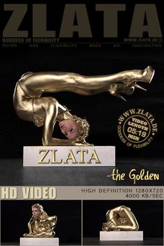 The best overview for the last Updates of Zlata Flexible Girls, High Definition, Flexibility, Movie Posters, Flexy Girls, Back Walkover, Film Poster, Billboard, Film Posters