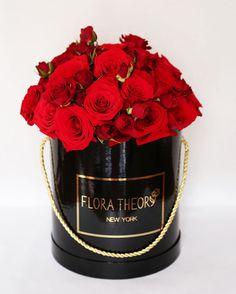 #floratheory#flowerbox#bouquet#redroses#flowers#forher#luxury#beauty#newyork
