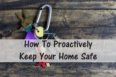 Ask anyone I've worked with- your home needs to be secure. It's difficult on the mind when someone takes from you. We are all about prevention (and security). Best Security System, Security Tools, Home Security Tips, Wireless Home Security Systems, Security Safe, Diy Home Repair, Home Safes, Safe Haven, Real Estate Tips