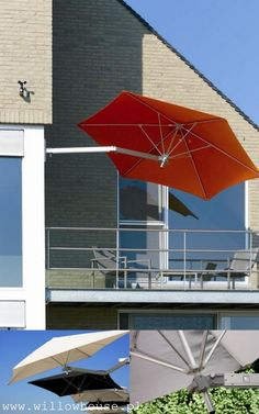 PARAFLEX parasol balkonowy UMBROSA