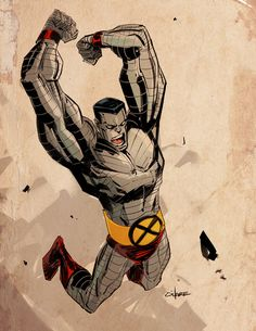 Colossus by Crazymic on deviantART