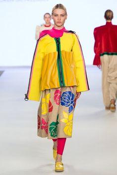 Uca Epsom Spring/Summer 2017 Ready-To-Wear Collection   British Vogue