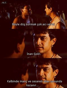 Unforgettable from Aamir Khan Movies Cute Happy Quotes, Cute Quotes For Girls, Film Quotes, Book Quotes, Aamir Khan, Lines Quotes, Movie Lines, Explanation Text, Picture Quotes