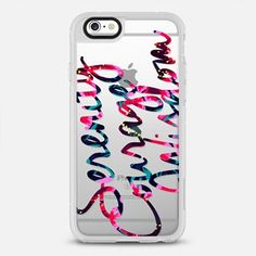 srenity, courage, wisdom phonecase