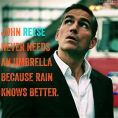 John Reese Person of Interest