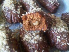 Reteta Melomacarona (biscuiti pentru Craciun) - Dulciuri