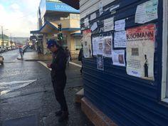 En las calles de Castro