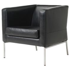 KLAPPSTA Chair - IKEA, i want one of these someday, i felt like Don Draper (sans whiskey) sitting in it