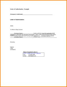 authorization letter get documents dialysis nurse sample for child consent use business name