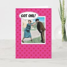 Funny engagement congratulations card - tap to personalize and get yours  #funny #engagement #card #engagement #congratulations Funny Valentine, Valentine Day Cards, Holiday Cards, Valentines, Engagement Congratulations, Congratulations Card, Engagement Humor, Engagement Cards, Wedding Humor