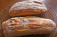 Ciabatta, ein sehr schönes Rezept aus der Kategorie Backen. Bewertungen: 203. Durchschnitt: Ø 4,6.