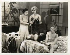 Pre-Code | 1930's fashion - Lingerie and Pre Code Hollywood | fashion consultant