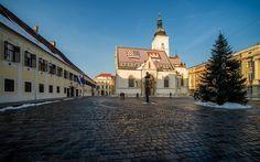 Zagreb (08) - St. Mark's Square