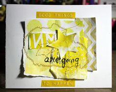 carte MM monochrome jaune
