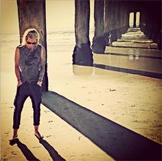 Ashlyn Harris, Manhattan Beach, Calif. (Instagram)