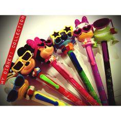 Disney pens collection
