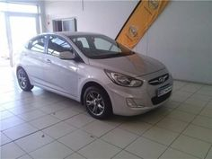 2011 Hyundai Accent 1.6 Gls  Western Cape Worcester_0