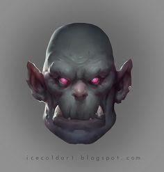 ArtStation - Warcraft Goblin, Paweł Fotek