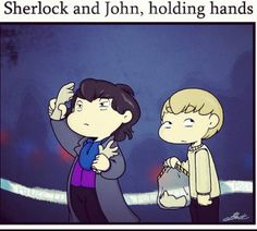 My variant of Johnlock. I'd ship that.